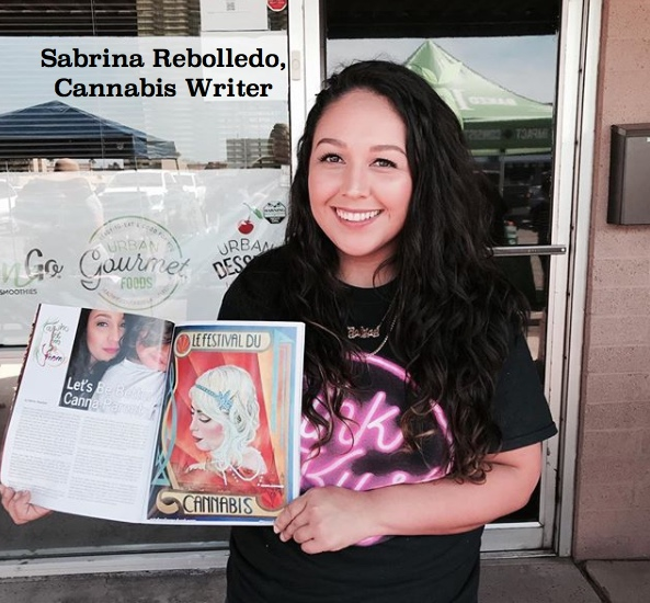 Conversation with Cannamom of Color, Sabrina Rebolledo