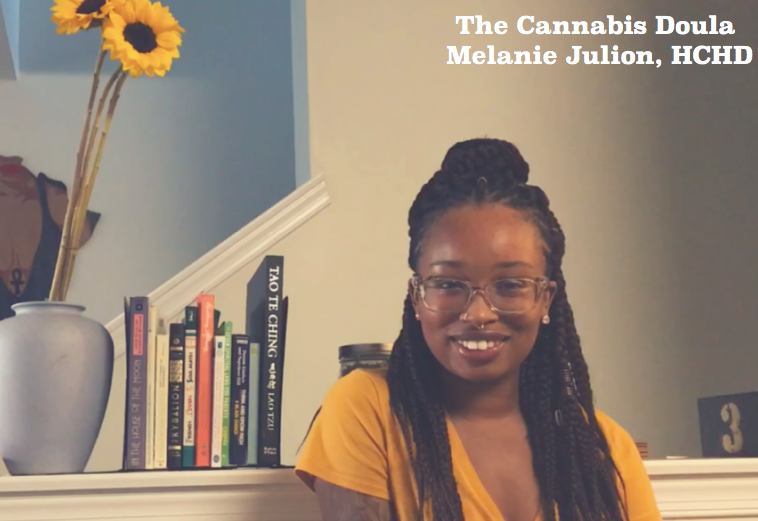 Conversation with Cannamom of Color, Melanie Julion, HCHD